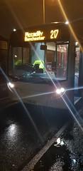 Manchester Community Transport YX11 AEC (danialhall1) Tags: