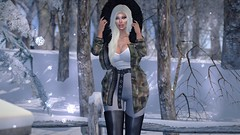 Coming Home (RUBYll) Tags: secondlife stasiavoncash avatar barbie doll stealthic reign addams pumpkin spirit