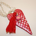 Polymer Heart Pendant