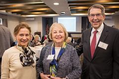 Maggie Sabbag, Mary Lou Sabbag, Bill Bogaard
