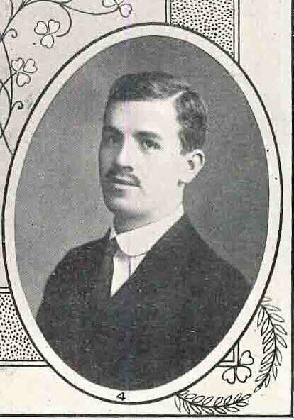 Burton Benison, Robert 1901