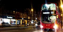 Arriva London HV5 on route 133 Streatham 17/11/18. (Ledlon89) Tags: london bus buses tfl transport londonbus londonbuses londontransport transportforlondon