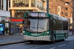 10062 (Callum's Buses and Stuff) Tags: lothianbuses edinburgh edinburghbus bus buses b8rle busesedinburgh green a199 tranent haddington dumbar 107 124 x24 eastcoastbuses grey