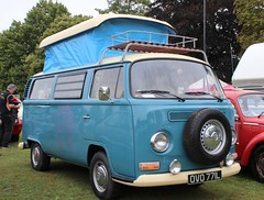 OVO 771L (Nivek.Old.Gold) Tags: 1972 volkswagen camper 1584cc crossoverbay