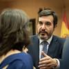 José Luis Ayllón en la Comisión Mixta para la Unión Europea. (13/12/2018)