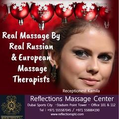 Receptionest Kamila - Reflections Massage Center (reflectionsptc76) Tags: massage russianmassage europeanmassage aromatherapy deeptissue