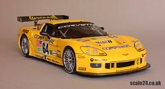 Corvette C6R - 62 (cmwatson) Tags: chevrolet corvette c6r 2007 lemans revell 07396 studio27 scale24 sdcc2401c