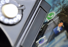 Dialling and Swiping (magaroonie) Tags: 7dos oldnew macro monday