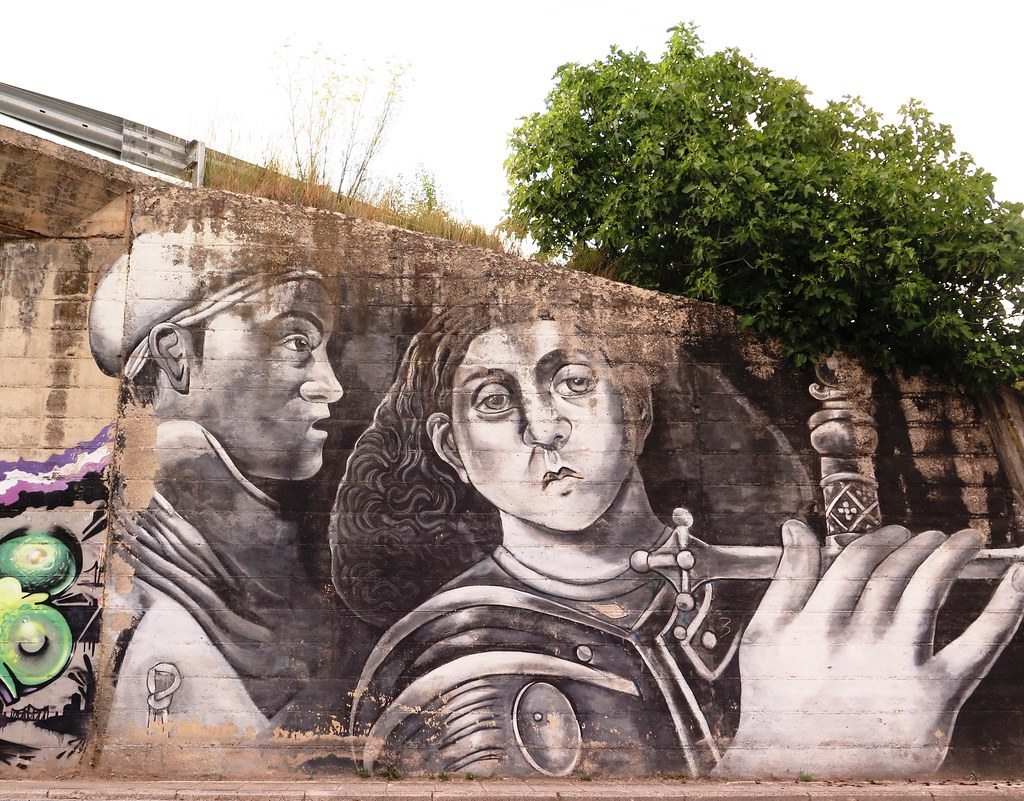 Murales Terminal Campobasso.The World S Best Photos Of Campobasso And Murales Flickr