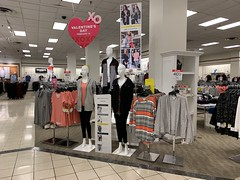 JC Penney Dadeland Mall Miami (Phillip Pessar) Tags: jc j c penney department store retail dadeland mall miami liz claiborne