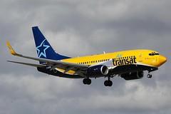 C-GTQI FLL 31.12.2018 (Benjamin Schudel) Tags: fll fort lauderdale florida usa boeing cgtqi air transat 737700 asl airlines