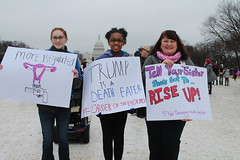 114.Enroute.WomensMarch.WDC.21January2017 (Elvert Barnes) Tags: 2017 january2017 2017presidentialinauguration 58thpresidentialinauguration2017 21january2017 58thpresidentoftheunitedstatesinauguration2017 womensmarch womensmarch2017 saturday21january2017womensmarch beforethemarch beforethesaturday21january2017womensmarch beforethemarch2017 j21womensmarch2017 streetphotography streetphotography2017 streetphotographybeforej21womensmarch2017 enroutetoj21womensmarch2017rally protestsigns protestsigns2017 protestsignsj21womensmarch2017 washingtondc