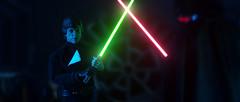 Return of the Jedi (Just Bricks) Tags: star wars return jedi hot toys darth vader luke skywalker episode 6