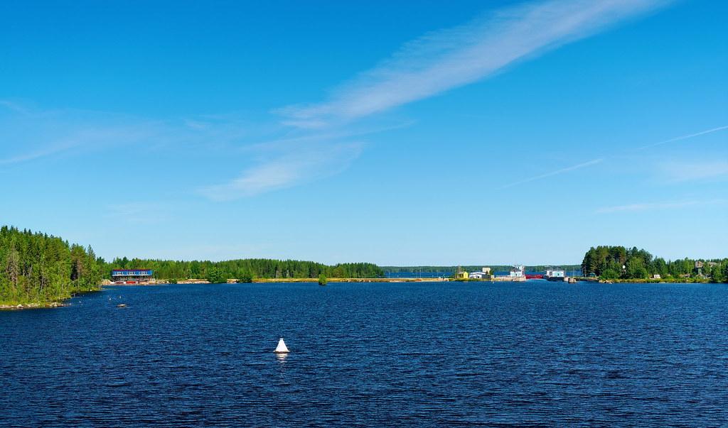 фото: White Sea–Baltic Canal 8
