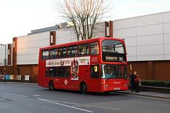 London Sovereign RATP Group SLE40637 (YN55NKF) on Route 292 (hassaanhc) Tags: ratp ratplondon scania omnidekka