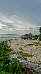 2017-12-07_09-29-36_ILCE-6500_DSC02331 (Miguel Discart (Photos Vrac)) Tags: 2017 28mm archaeological archaeologicalsite archeologiquemaya beach e1670mmf4zaoss focallength28mm focallengthin35mmformat28mm hdr hdrpainting hdrpaintinghigh highdynamicrange holiday ilce6500 iso100 landscape maya meteo mexico mexique pictureeffecthdrpaintinghigh plage sony sonyilce6500 sonyilce6500e1670mmf4zaoss travel tulum vacances voyage weather yucatecmayaarchaeologicalsite yucateque