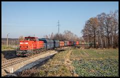 DBC 6472+kolentrein te Pawłowice (MyronvRuijven) Tags: dbc db cargo 6472 kwk kolen 6400 polen