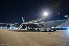 United States - US Air Force / Boeing VC-25A / 92-9000 (AirForceOne) (schmidli123) Tags: zrh zurichairport zrhairport zrhapron wef wef2018 worldeconomicforum boeing boeinglovers 742 747 jumbo usaf usairforce unitedstatesofamerica 929000 vc25a vc25 airforceone