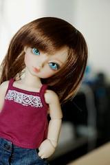 Chibi!Gerda (daggry_saga) Tags: abjd bjd doll balljointeddoll volks yosd elena
