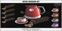 """[IK] Detox Infusion Set MadPea Premium Alliance """"New Year, New You"""" Hunt (MadPea Productions) Tags: madpea productions hunt alliance collaborator hunts madpeas premiums mystery fun games game prizes prize decor"""