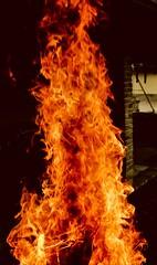 Fire (clauspap) Tags: sigma1750f28 canon70d grigliata brace colonna column caldo fire fuoco