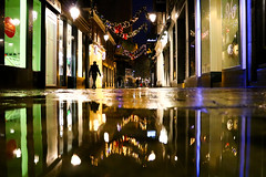 Rue Saint-Paul (Liège 2019) (LiveFromLiege) Tags: liège ruesaintpaul wallonie belgique luik architecture liege lüttich liegi lieja belgium europe city visitezliège visitliege urban belgien belgie belgio リエージュ льеж reflet reflection puddle puddlegram