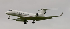 G550 | CS-DKF | AMS | 20070902 (Wally.H) Tags: gulfstream g550 csdkf netjetseurope ams eham amsterdam schiphol airport