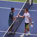 Novak Djokovic & Marton Fucsovics