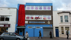 20181119_154903 Eagle House (bleeps!) Tags: weston super mare ww1 remembrance poppies tribute raf association clubhouse