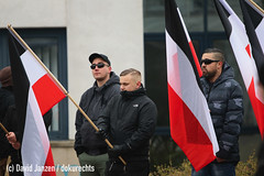 IMG_0954 (DokuRechts) Tags: npd salzgitter neonazis rechtsextremismus polizei niedersachsen nationalisten rechte aufmarsch demonstration protest jn