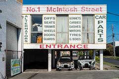 Airport West (Westographer) Tags: airportwest melbourne australia westernsuburbs suburbia australiansuburbia typography signage carparts