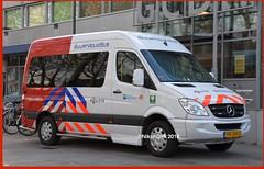 Dutch Buurt Veilg Bus. (NikonDirk) Tags: nikondirk mercedes benz cdi sprinter 311 brandweer politie haaglanden westland buurt veilig bus preventie mobile office