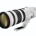レンズ交換式カメラ用ズームレンズの写真