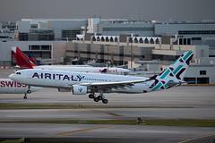 EI-GGP - Airbus A330-202 [521] - Air Italy - MIA / Miami International - 14 September 2018 (Leezpics) Tags: eiggp mia airbus kmia airports airitaly miamiinternational a330 planespotting 14september2018 airliners commercialaircraft miami florida unitedstates us
