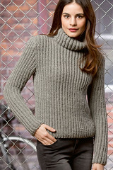 div102395 (ducksworth2) Tags: knit knitwear jumper sweater turtleneck rollneck thick bulky chunky