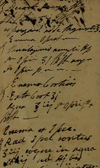 This image is taken from Page 46 of Pharmacopoeia Nosocomii Regalis Sancti Bartholomei [sic] (Medical Heritage Library, Inc.) Tags: wellcomelibrary ukmhl medicalheritagelibrary europeanlibraries date1799 idb28767093