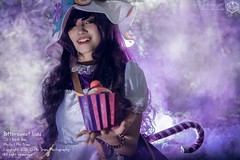 Bittersweet Lulu (Phi Trieu Photography) Tags: bittersweetlulu bittersweet lulu lulubánhngọt lmht liênminhhuyềnthoại lol leagueoflegends cosplay bánhbaocosplayer phitrieuphotography nikon smoke purple