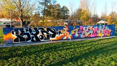 Capelsebrug (oerendhard1) Tags: graffiti streetart urban art rotterdam oerendhard capelsebrug blis itsme mritsme