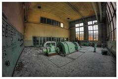PPfisheyer1 (Geert Orange_Crush VP) Tags: abandoned urbanexploring industry