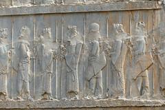 005 Hundred Column Hall (Sedsetoon), North Doorway, Persepolis  (12).JPG (tobeytravels) Tags: artaxerxes xerxes ahurmazda alexanderthegreat