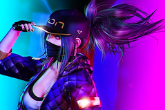 Akali (elocuenciaresident) Tags: monso akali second life cute collabor88 amazing lol league legends art photography photoshop photo