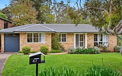 47 Woodbine Avenue, Normanhurst NSW