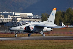 UP3A0078 (ken1_japan) Tags: 岐阜県各務原市 航空自衛隊岐阜基地 飛行開発実験団 ブルーインパルス t7 t4 f2 f4 f15 c1 kc767