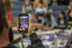 Through the Lens (noname_clark) Tags: fll first lego firstlegoleague phone screen