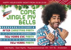 Christmas parties 2018