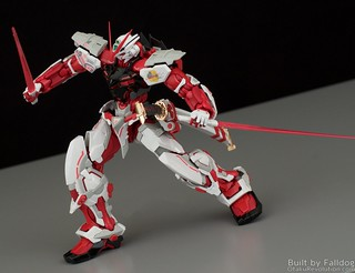 HiRM Astray Red Frame Gundam 36 by Judson Weinsheimer