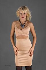 Ania in studio (piotr_szymanek) Tags: ania aniaz woman young skinny face eyesoncamera studio hand dress stockings necklace portrait 1k 20f 50f 5k 100f 10k 20k top 30k 40k