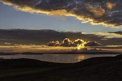 Chambers Bay Heavenly (LifeLover4) Tags: sunset pugetsound path chambersbay hughstickney stickneydesign best dusk clouds reflections landscape pnw washington 2018 ketronisland