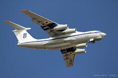 UR-78820 - UAF IL-76MD | RIAT (Karl-Eric Lenne) Tags: ur78820 ilyushin il76 il76md ukrainian air froce force fairford takeoff departure amazing old russian runway riat tatoo england airshow su27