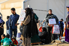 BCF Delivers Aid to IDPs in Namrud and Salamiya camps in Nineveh (11)